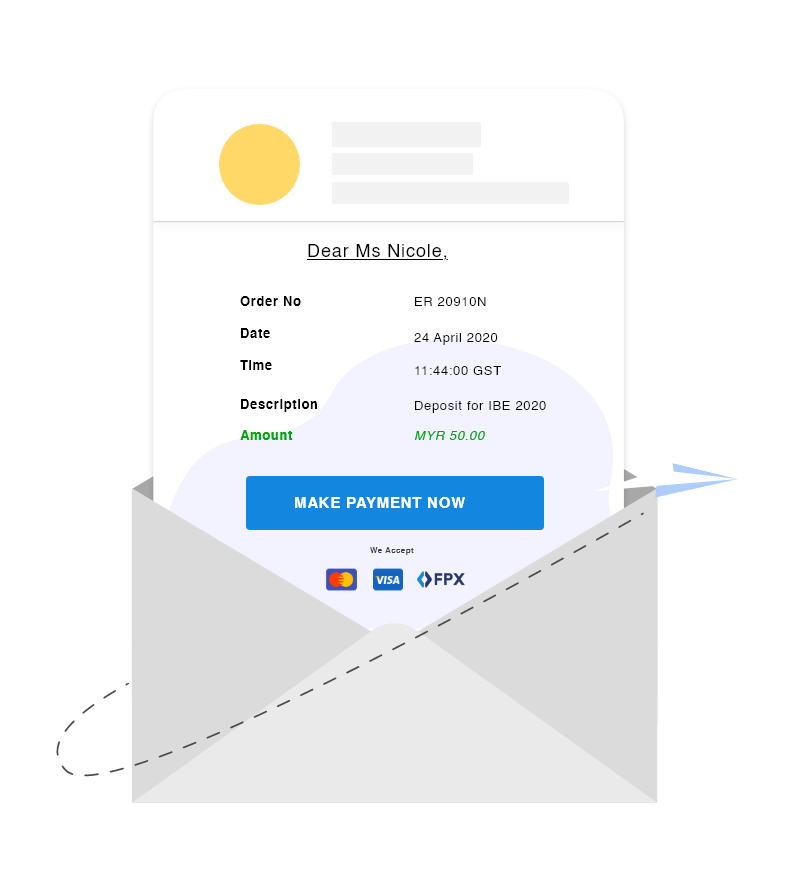 EMAIL PAYMENT