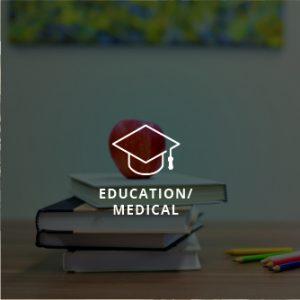 education / medical